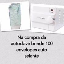 Autoclave Salão Beleza Manicure 4 Litros Stermax Com Brindes