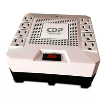 Regulador Cdp Ravr1808 1800va 1000w 8 Contactos Electronicos