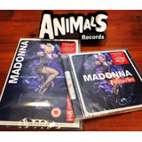 Combo Madonna Rebel Heart Tour 2 Cd + Dvd Nuevo En Stock