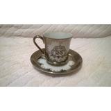 Xícara De Chá Porcelana Diversos Modelos 3536345