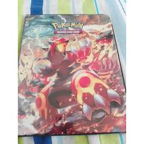 Carpeta Con Tarjetas Pokemon (71 Tarjetas)