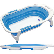 Bañera Para Bebés Avanti Plegable Reposera 28 Lts