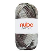 Hilado Nube Soft 4/7 Mix X 1 Ovillo - 100 Grs. Por Color