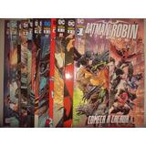 Batman & Robin Eternos 1 A 13 Completa Panini 2017 Excelente
