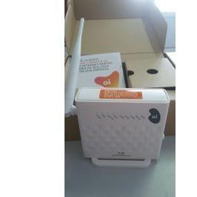 Modem Roteador Wireless Zxhn H108n