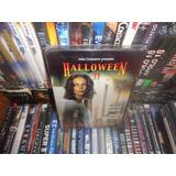 Dvd Nuevo Halloween Ii John Carpenter