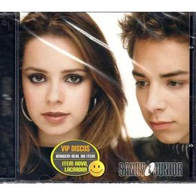 Cd Sandy & Júnior 2001 - Original Novo Lacrado Raro!!
