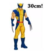 Boneco Wolverine X Men Action Figure 30 Cm Original F/grátis