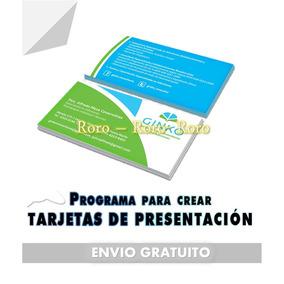 programa para diseno de invitaciones en mercado libre méxico