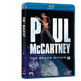Paul Mccartney - The Space Within Us - Blu Ray Lacrado