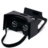 Google Cardboard,gana 3d Vr Headset Virtual Reality Diy Glas