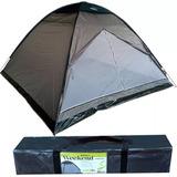 Barraca De Camping 6 Pessoas Acampamento Weekend Echolife