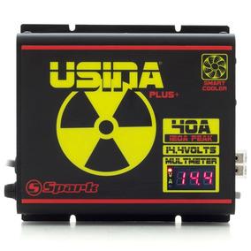 Fonte Carregador Digital Usina 40a Smart Cooler Multímetro