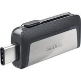 Memoria Usb 3.1 16gb Dual Tipo C Sandisk Ultra 150 Mb/s