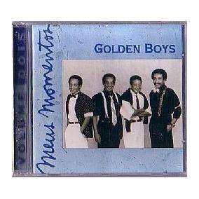 Cd Golden Boys - Meus Momentos Vol 2 (usado/otimo)