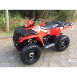 Quadriciclo Polaris 570 4x4 Com Quincho 2015 Semi-novo