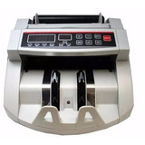 Maquina De Contar Billetes Detecta Falsos Uv 1000xmin