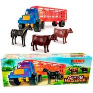 Duravit Camión De Hacienda Transporte De Animales 216