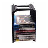 Kit Organizador Juegos Y Consola Ps4 Pro/ps4 Slim/ps4/x-one