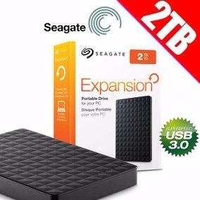Hd 2tb Externo Seagate Portátil Usb 2.0 E 3.0 Ps4