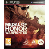 Medal De Honor Warfighter / Ps3 Digital