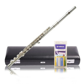 Flauta Traversa Yamaha Yfl-481 Nueva Con Estuche