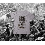 Remera Sonic Youth Nirvana Stp - Mata! Indumentaria