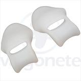 1 Par Protetores Para Joanetes Com Separador Dedos Silicone