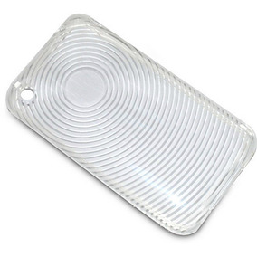 Capa De Resina Mobimax Flexcase Para Ipod Touch 3g Mfcit3-cl