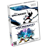 Paq Vg - Two Pack Epic Mickey Wii