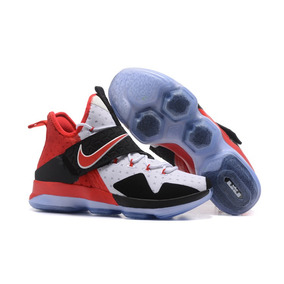 Tenis Nike Lebron 13 Tri Color Original Na Caixa