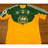 Camisa Palmeiras Euroamericana 2014 F. Prass Rara