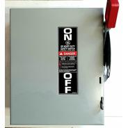 Interruptor De Seguridad General Electric Thn 3361