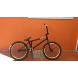 Bicicleta Bmx Fitbikeco Usada, Excelente Estado