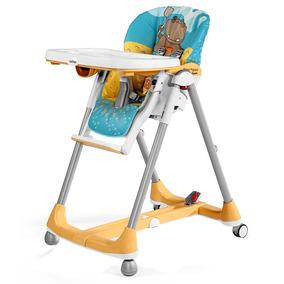 Cadeira Para Refeição Prima Pappa Diner Hippo Giallo