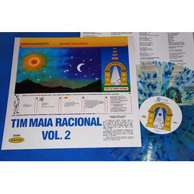 Tim Maia Racional Vol 2 Com Bonus Japão 2016 Lp Colorido
