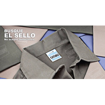 Camisa Ombu De Trabajo Original Marca De Agua Oferta Barata