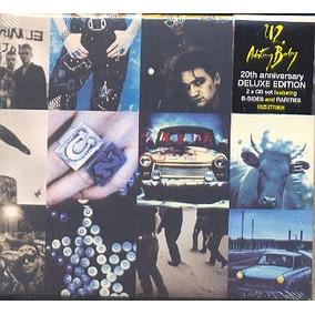 Cd U2 - Achtung Baby - 2cds Ed Especial