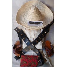 disfraces para ninos de emiliano zapata