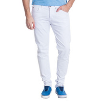 Pantalon Colour Full White E7s