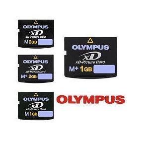 Tarjeta De Memoria Xd 2gb Marca Olympus