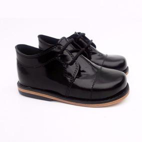 457f1146a5 Zapato De Charol Burdeo Pillin - Vestuario y Calzado en Mercado ...