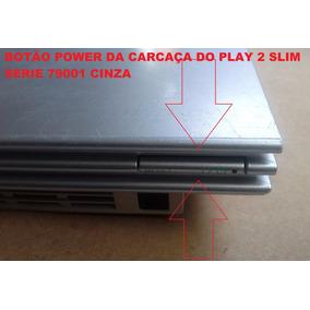 Botão Power Sony Original Do Playstation 2 Slim 7900x