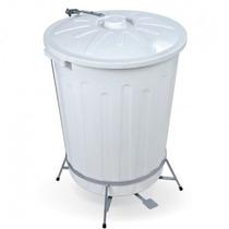 Cesto De Lixo Grande Automatico Reforçado Profissional 65 Li