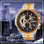Reloj Casio Edifice Ef-558sg-1av - 100% Original