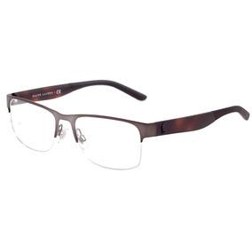 Polo Ralph Lauren Ph 1168 - Óculos De Grau 9187 Cinza E