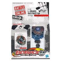 Beyblade Metal Fury Hasbro Diferentes Modelos