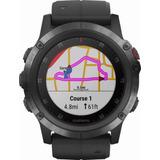 Smartwatch - Garmin Fenix 5x Plus Sapphire Gps - Negro