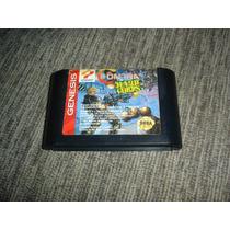 Sega Mega Drive Genesis Contra Hard Corps Original C01