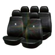 Funda Cubre Asiento Cuero Peugeot Partner C/ Asiento Trasero Entero ( Juego Completo )